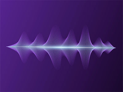 Voice Sound Wave