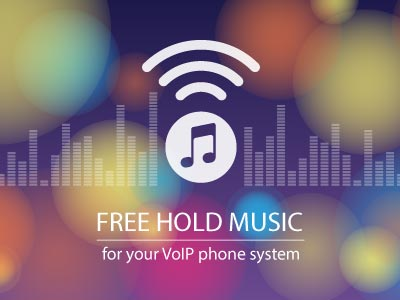 Find free hold music for your VoIP phone system